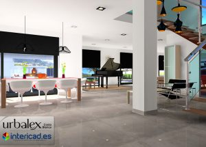 Proyecto Interiorismo de Urbalex 3