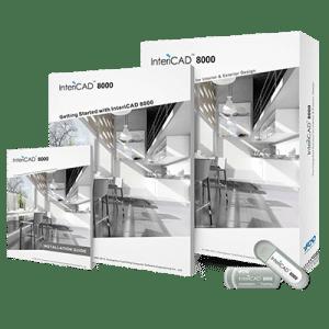 Caja InteriCAD 8000