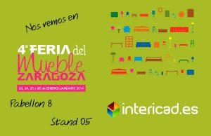 InteriCAD en la Feria del Mueble Zaragoza 2014