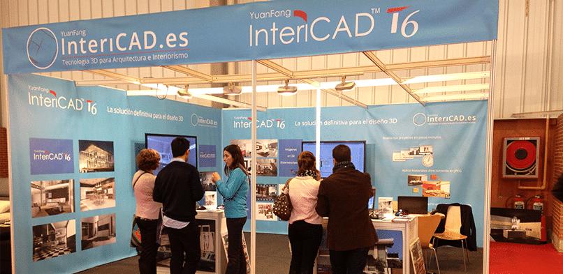 InteriCAD en la Feria de Zaragoza 2014