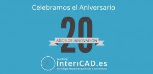 20 Aniversario InteriCAD