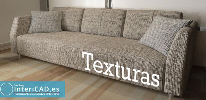 Texturas para Tela