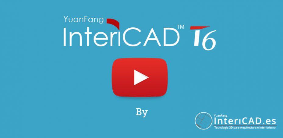 Video de InteriCAD T6 El software de interiorismo