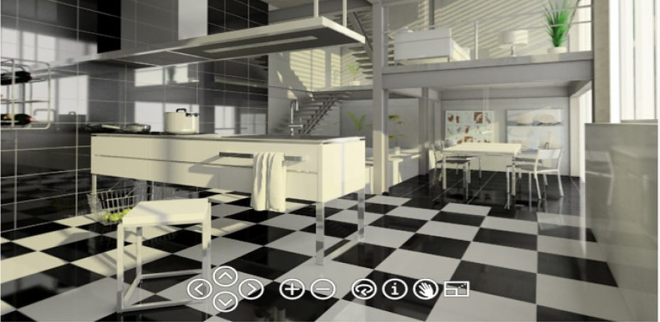 Software de Interiorismo con Realidad Virtual