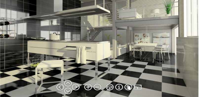 Software de Interiorismo con Realidad Virtual