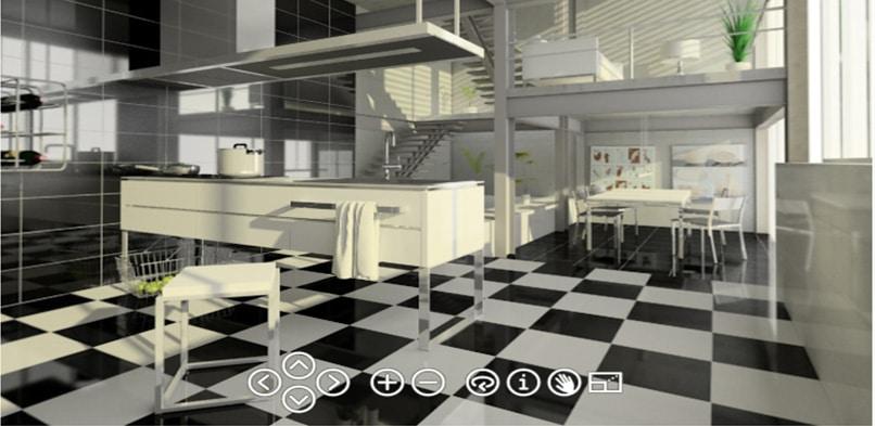 Software de interiorismo con realidad virtual for Programas 3d interiorismo