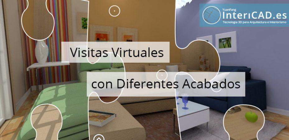 Paseo Virtual creado con InteriCAD T6