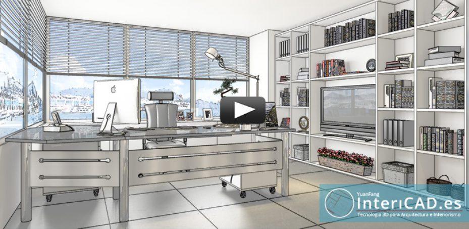 Vídeo Montaje Proyecto Oficina