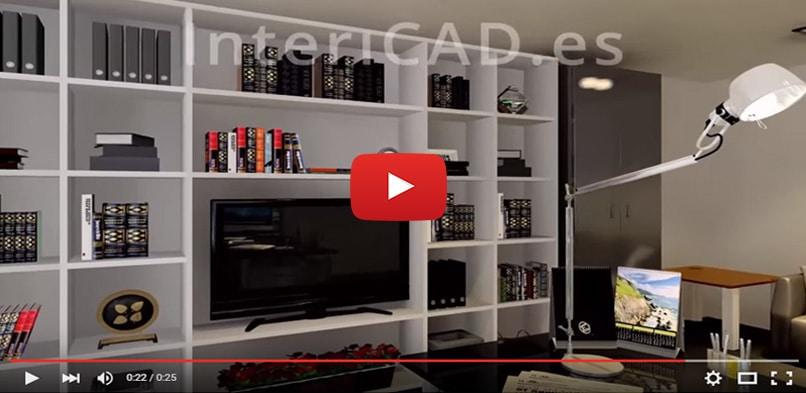 Vídeo Proyecto de una Oficina