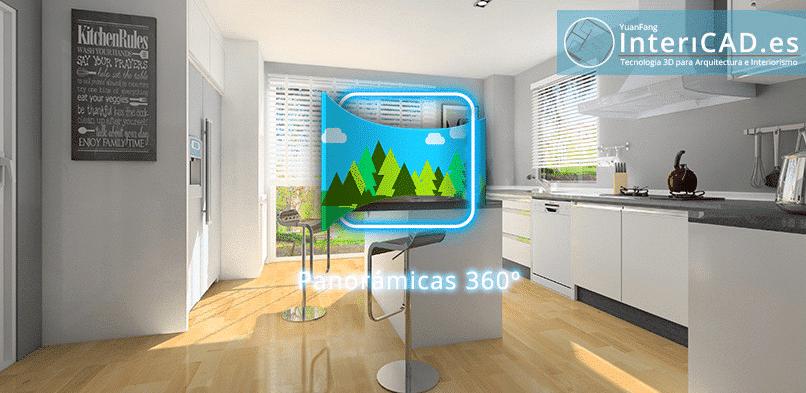 Nueva Galería Panorámicas 360 Grados