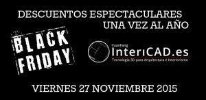 Black Friday 2015 InteriCAD