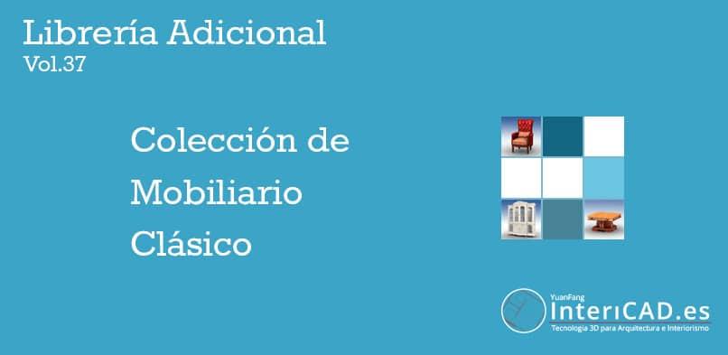 Librerías InteriCAD T6 – Lib Adicional 37