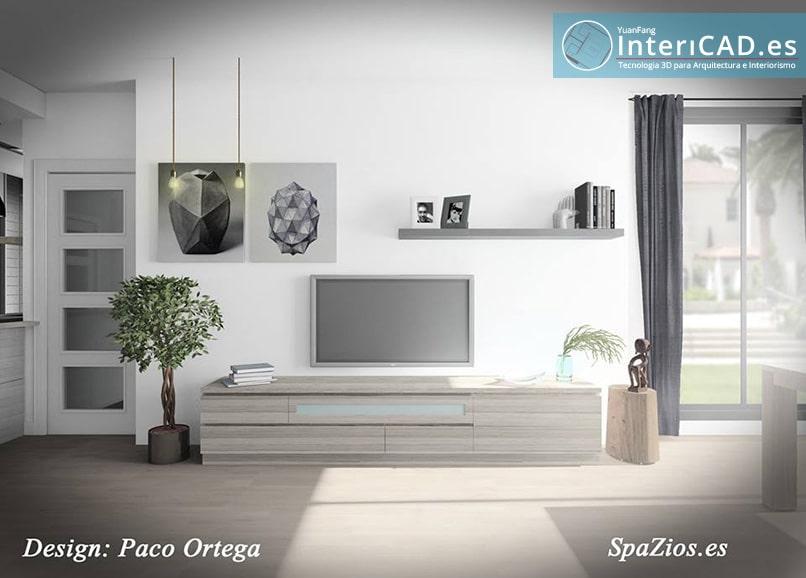 Salón Creado por Paco Ortega