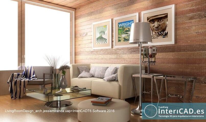 Imágenes creadas con InteriCAD T6