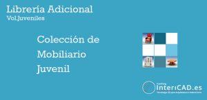 Librerías InteriCAD T6 – Lib Adicional Juveniles