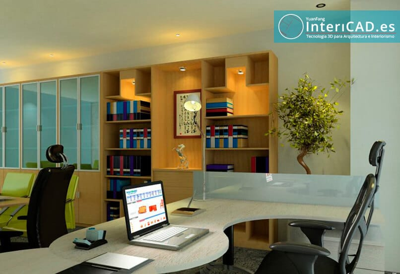 Programa para diseñar Oficinas