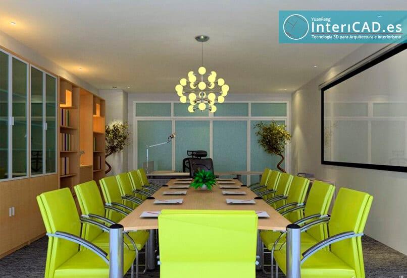 Programa para dise ar oficinas for Programa de diseno de oficinas