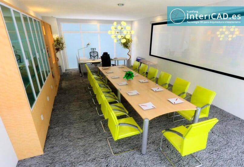 Programa para dise ar oficinas for Programa interiorismo