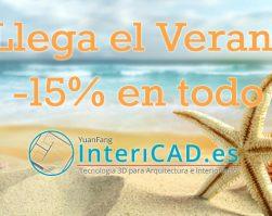 Promoción Verano 2016 InteriCAD