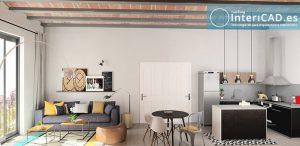 Lee más sobre el artículo Programa para decoración de Interiores con realidad virtual