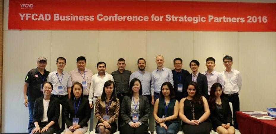 Reunión de Distribuidores de YFCAD