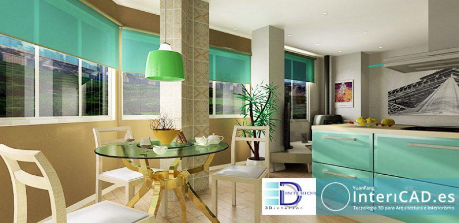 Proyectos creados con InteriCAD por 3D Interior