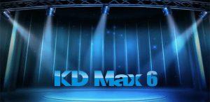 Lanzamiento de la nueva versión de KD Max 6