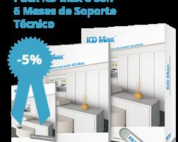 Pack KD Max 6 + Soporte 6 Meses