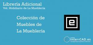 Librerías InteriCAD T6 – Lib Adicional La Mueblería