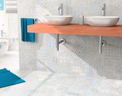 Azulejos en baños con InteriCAD