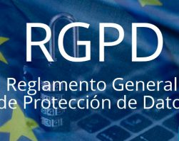 RGPD Nuevo Reglamento de Proteccion de Datos