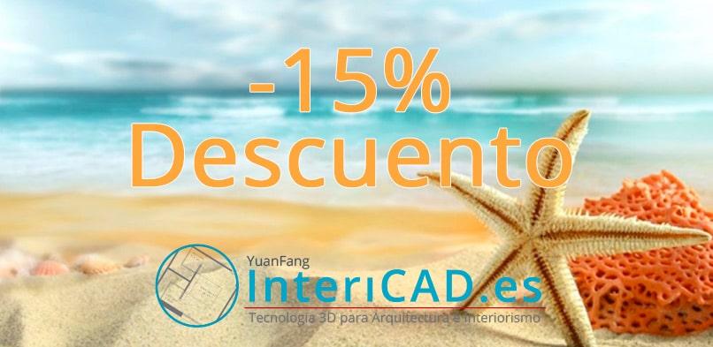 Promoción Verano en InteriCAD
