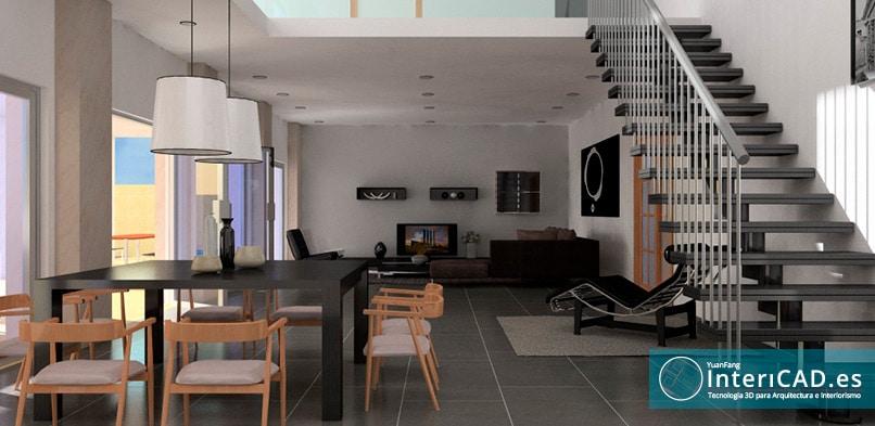 Programas para decorar casas, interior y exterior