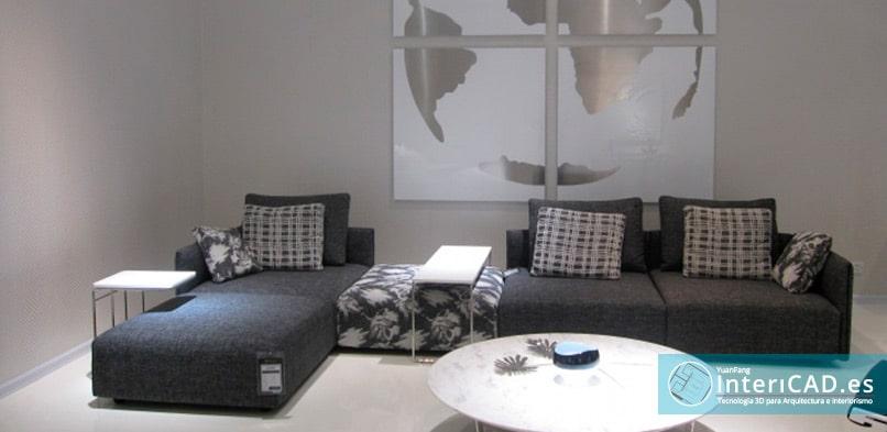 Software para decoración de interiores