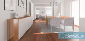 Lee más sobre el artículo Un salón con decoración antigua y decoración actual