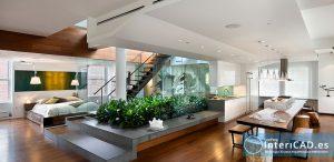 Apartamento creado con InteriCAD T6