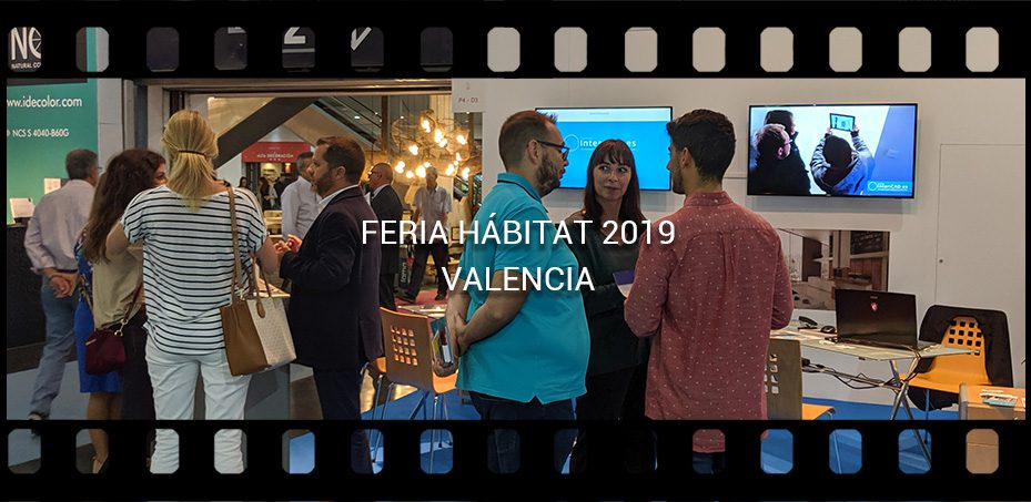 Gracias a tod@s por vuestra visita en feria Hábitat 2019