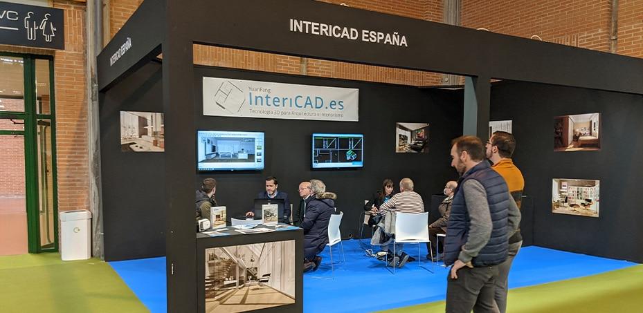 InteriCAD en la Feria de Zaragoza 2020