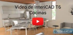 Lee más sobre el artículo Video InteriCAD T6 Cocinas Completo