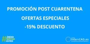 Promoción Post Cuarentena COVID-19