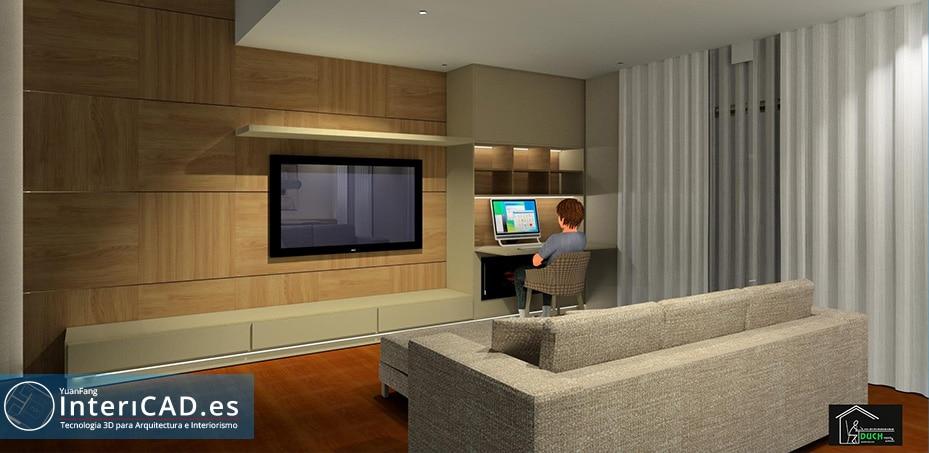 software de decoración y Duch espais