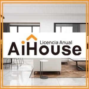 Licencia Anual AiHouse Completa