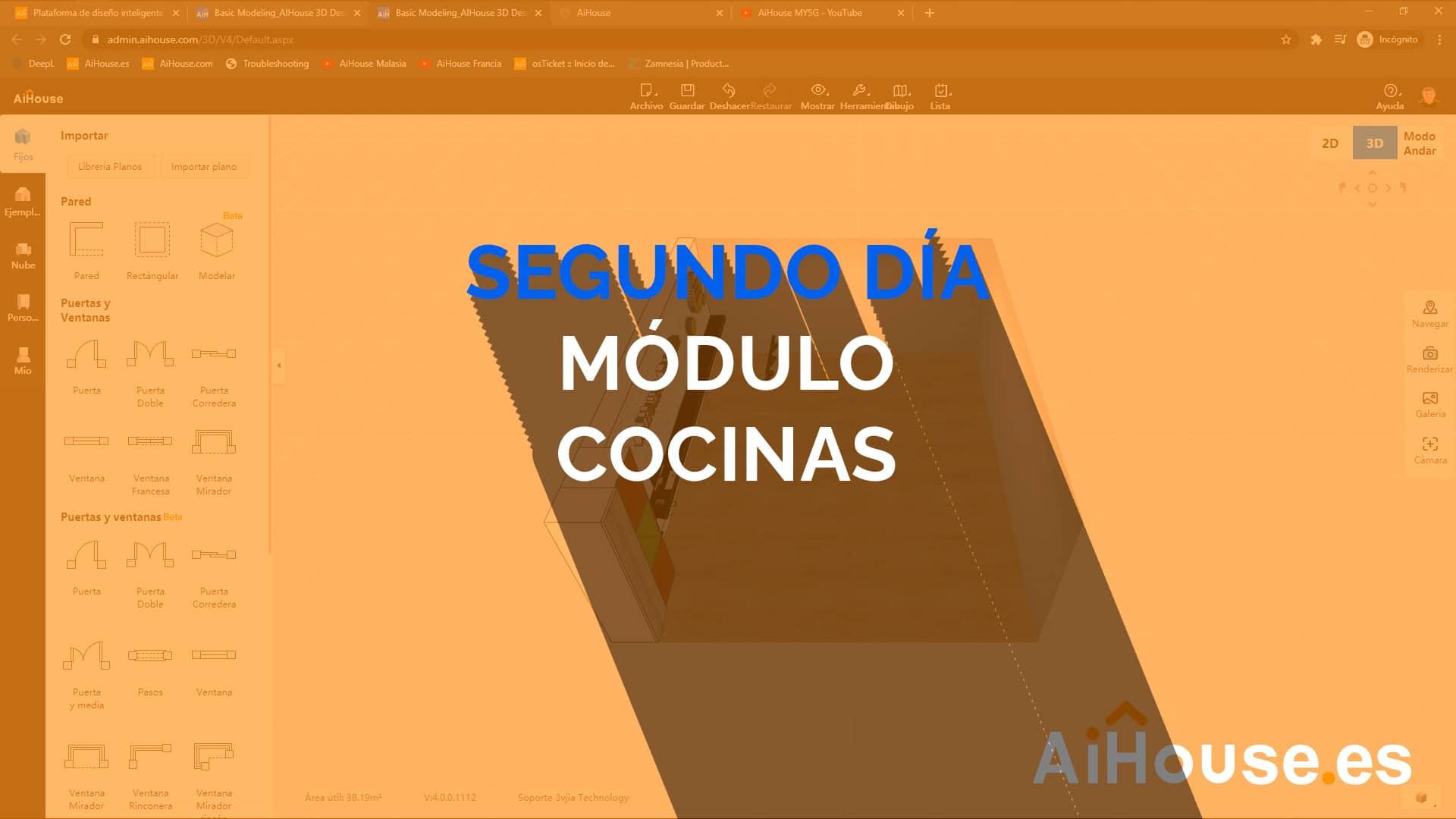 Crear Cocinas con AiHouse