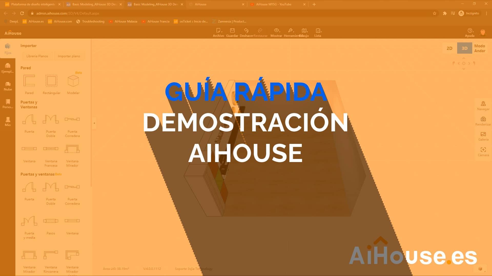 Demostración AiHouse